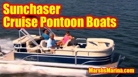 Sunchaser Cruise Pontoon Boats